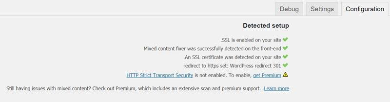 افزونه Really Simple SSL