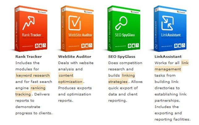 دانلود نرم افزار سئو و بهینه سازی SEO PowerSuite Enterprise