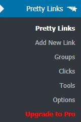 دانلود افزونه Pretty Link کوتاه کننده لینک در وردپرس