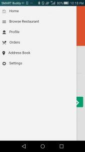 سورس اپلیکیشن سفارش رستوران Karenderia Mobile App