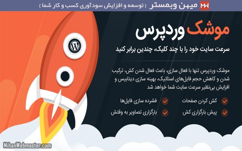 دانلود رایگان افزونه WP Rocket